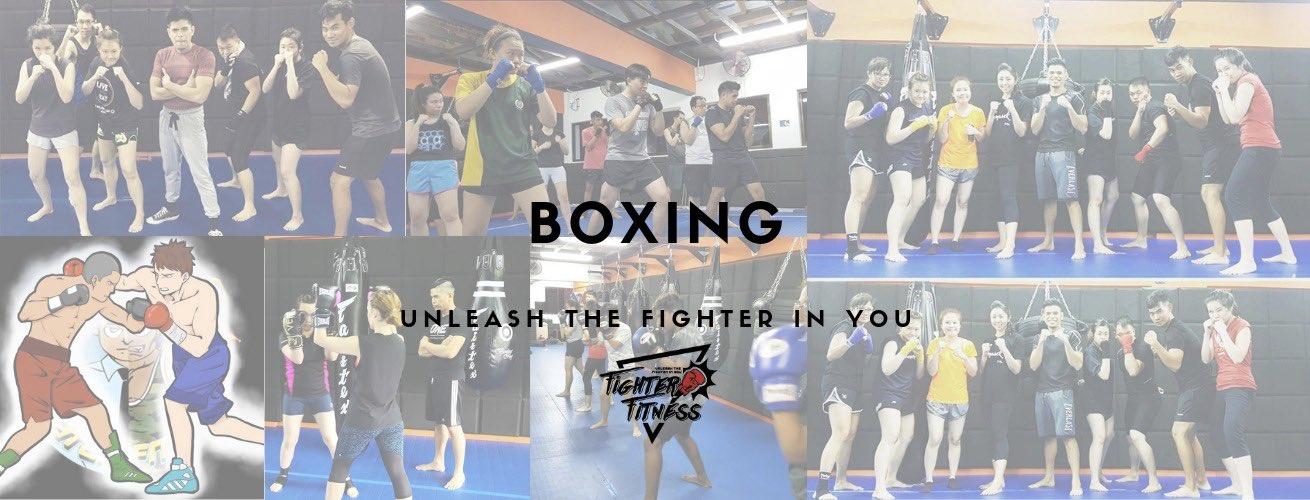 boxing singaotr