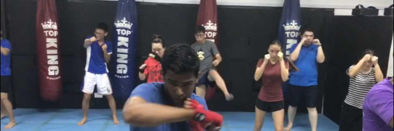 Singapore Muay Thai